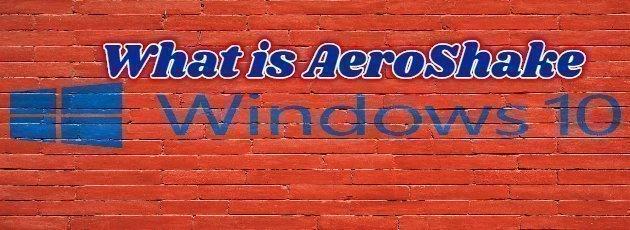 What is AeroShake