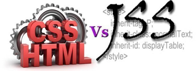 CSS-Vs-JavaScript-Style-Sheet