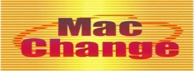 Change the MAC Address of any Windows PC