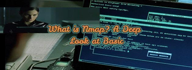What is Nmap? A Deep Look at Basic