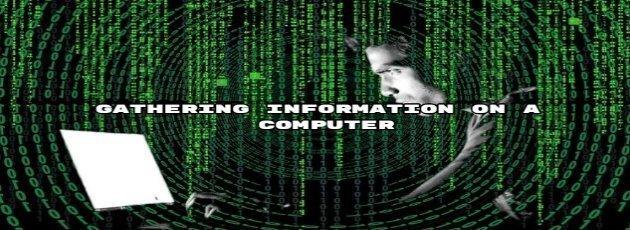 Gathering İnformation On A Host