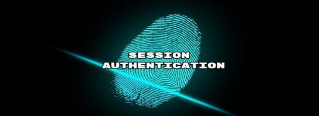 How to Session Authentication