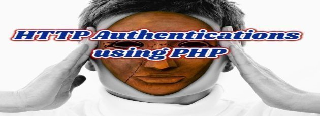 How to HTTP Authentications using PHP