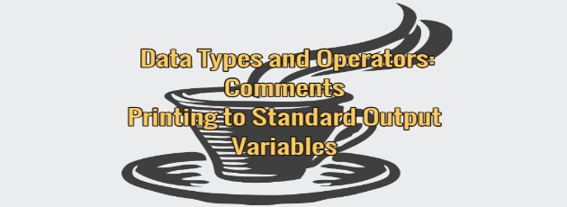 Introduction to Java _ Data Types and Operators