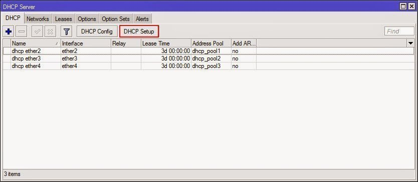How to Share Simple Bandwidth in Mikrotik