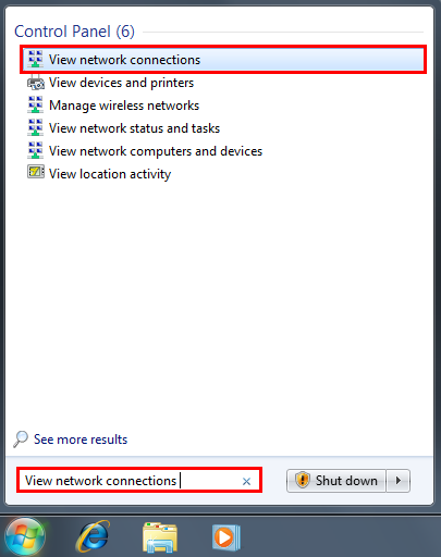 How to Share Internet Connection in Windows