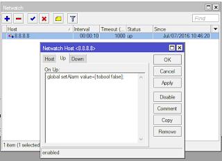 Utilizing Buzzer Feature On Mikrotik Router