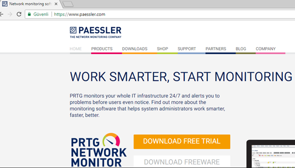 How to set up and configure PRTG Network Monitor