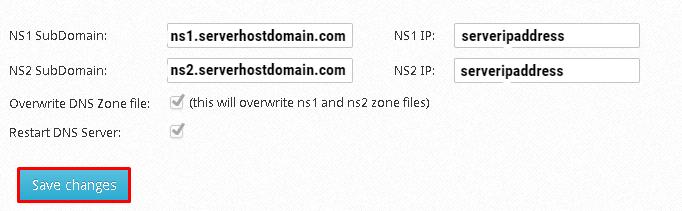 server host domain