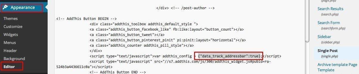 Data_track_addressbar