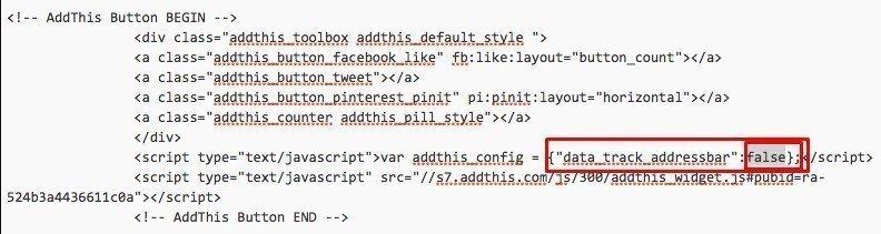(single.php) :Data_track_addressbar