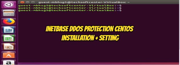 inetbase DDOS Protection Centos Installation + Setting