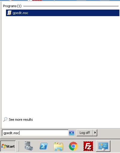 Start-windows-rdp