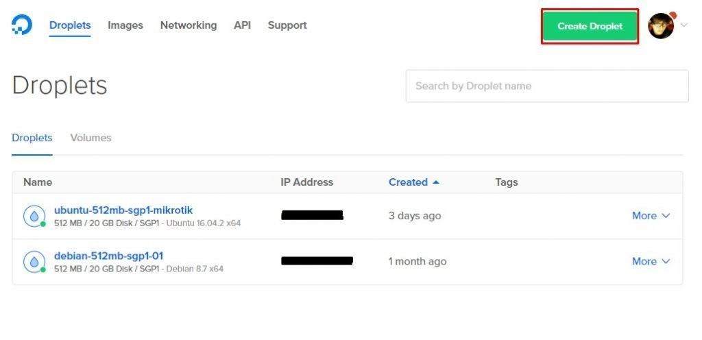Install Mikrotik on Virtual Private Server