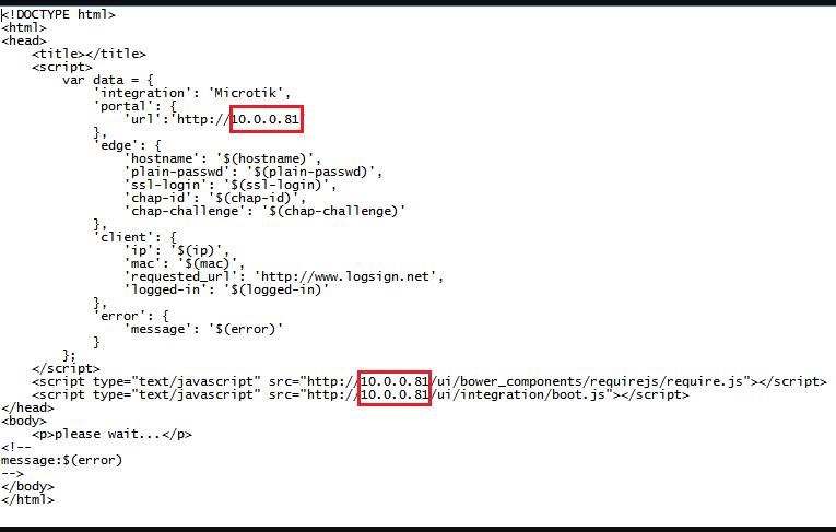html_Setting