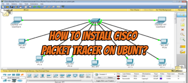 How to install Cisco Packet Tracer on ubunt?
