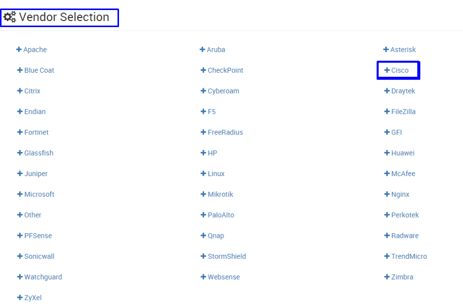 Vendor_Selection