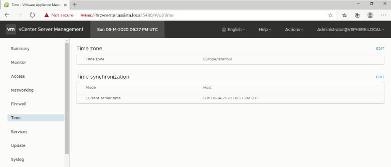 VMwareApplication
