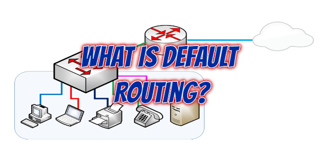 What is Default Routing