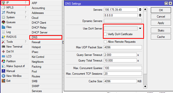 DNS_Setting