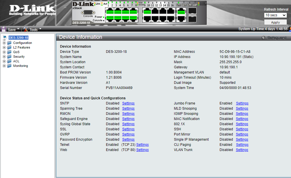 D-Link_main_page