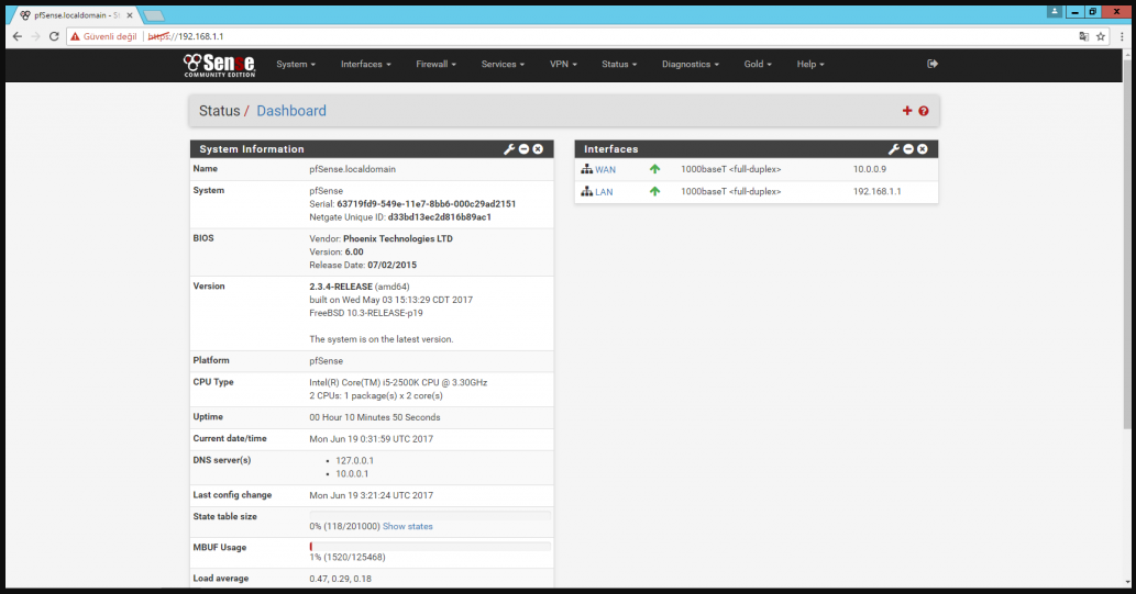 Pfsense_Web_Dashboard